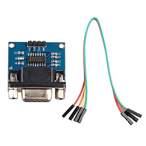 Receiving input from RS232 and reading it with Arduino board