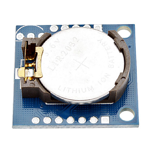 I2C DS1307 Real Time Clock Module For Arduino Tiny RTC