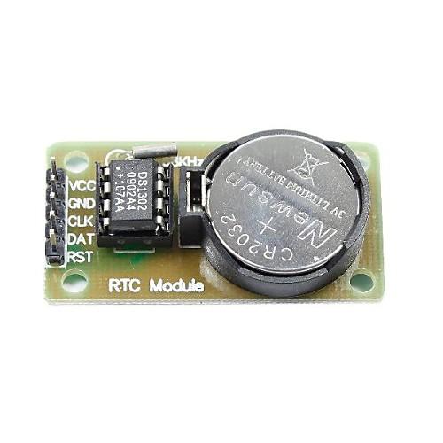 Arduino Library - DS13xx en DS32xx RTC module